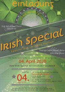 Irish Special 2020